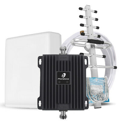 2G GSM 4G LTE Mobile Phone Signal Booster 900/1800MHz Band ...