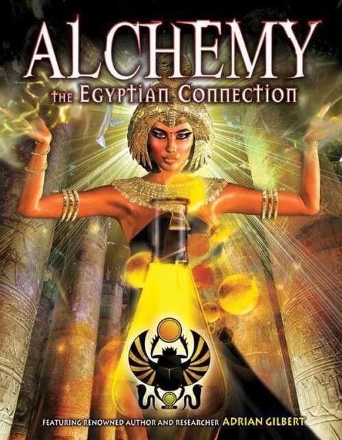 Vari - Alchemy: Egiziano Connection Nuovo DVD