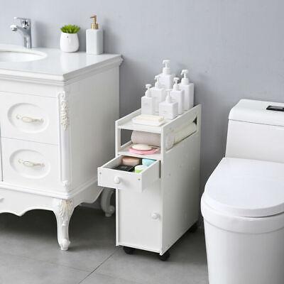 Armazenamento Em Pvc, Thin Bathroom Cabinet