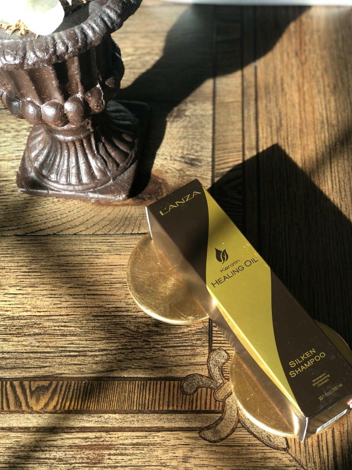 L/'Anza Keratin Healing Oil Aromatherapy Candle 4oz