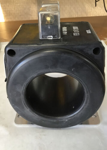 CMF  CURRENT TRANSFORMER RATIO 400:5A BIL;10KV 60HZ NSV 0.6KV Used Details about  /ABB  TYPE
