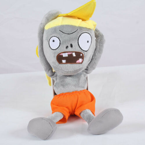 Plants vs Zombies 2 PVZ Figures Plush Baby Staff Toy Stuffed Soft Doll Gift NEW