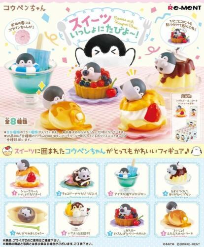 Koupen-chan Sweet Issho Tabi yo 8Pack BOX