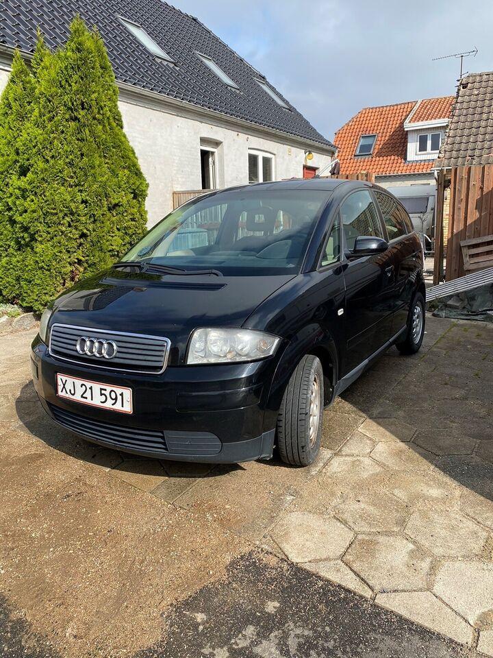 Audi A2, 1,2 TDi 3L Tiptr., Diesel