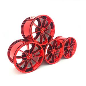 Technic-Wheels-Tires-Car-Rims-42056-42083-42096-Building-Blocks-Bricks-MOC