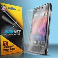 6pcs New LCD Screen Protector Guard for Motorola Droid Razr XT912 XT910