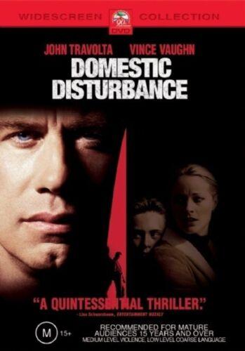 1 of 1 - Domestic Disturbance (DVD, 2002) R4 PAL NEW FREE POST