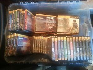 Lot of 4 GraphicAudio Deathlands #'s 6 , 8,109, 119,James Axler 23 Audio CD's