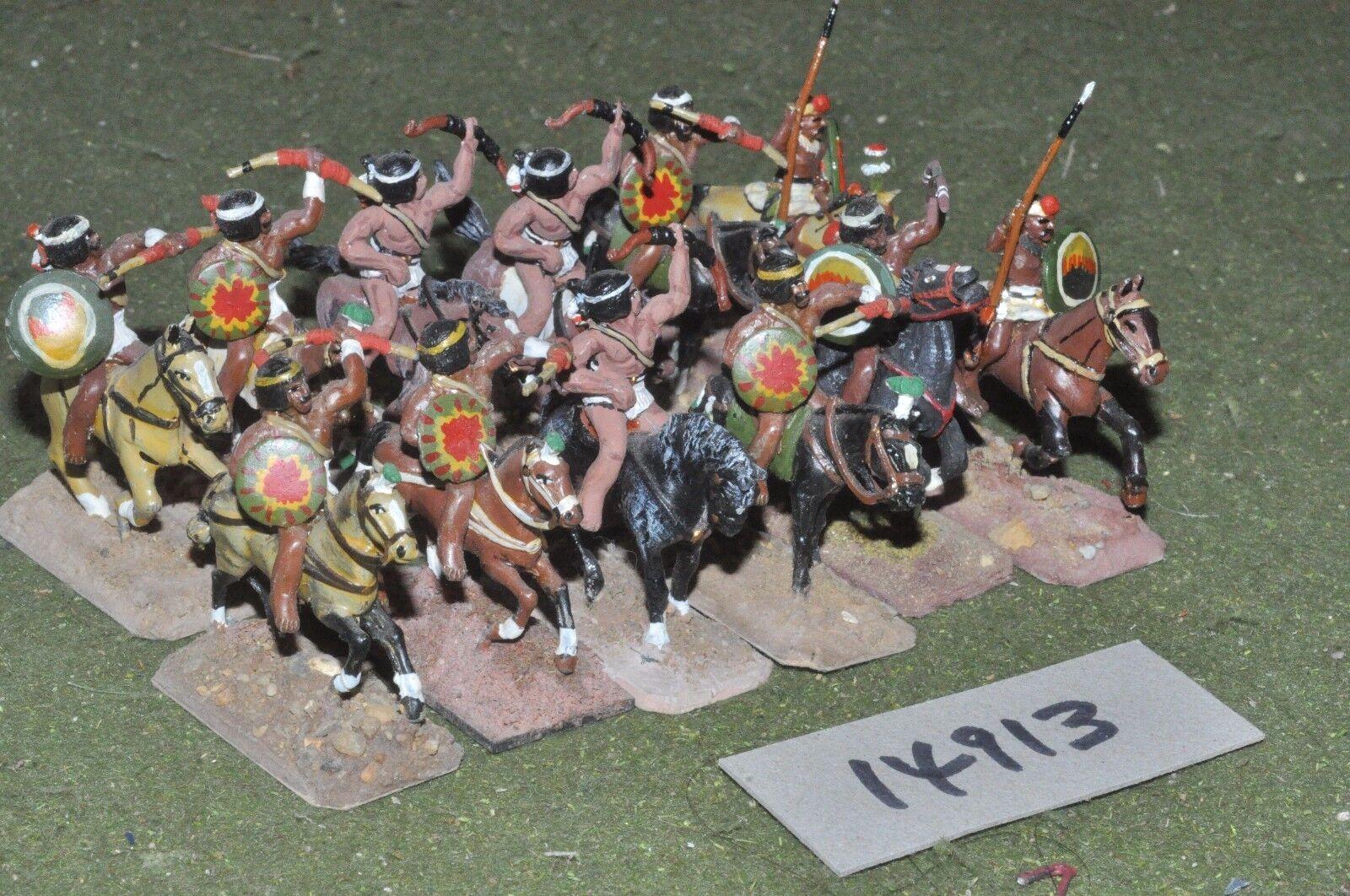 25mm biblical   egyptian - cavalry 12 cavalry - cav (14913)