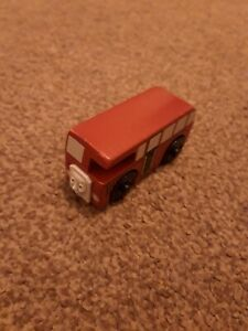 WOODEN-THOMAS-AND-FRIENDS-BERTIE-THE-BUS-PREOWNED