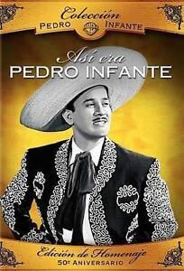 Asi-Era-Pedro-Infante-New-DVD-Evita-Munoz-039-Chachita-039-Pedro-Infante-Miguel-Man
