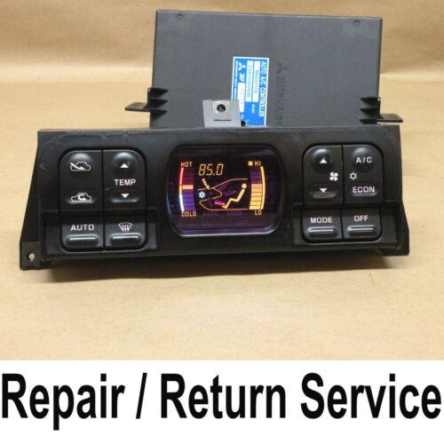 1992 92 Mitsubishi 3000GT Digital Temp Climate Control AC A//C REPAIR SERVICE