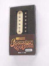 Seymour Duncan Saturday Night Special Bridge Trembucker Black/Creme