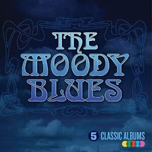 The-Moody-Blues-5-Classic-Albums-CD