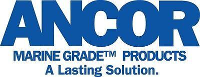 """New Marine Grade Nylon Cable Clamp ancor 401912 1-1//4/"""" Natural"""