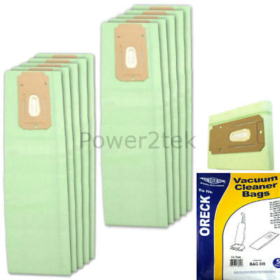 10 x CC XL Vacuum Cleaner Bags for Oreck XL2325 Hoover UK