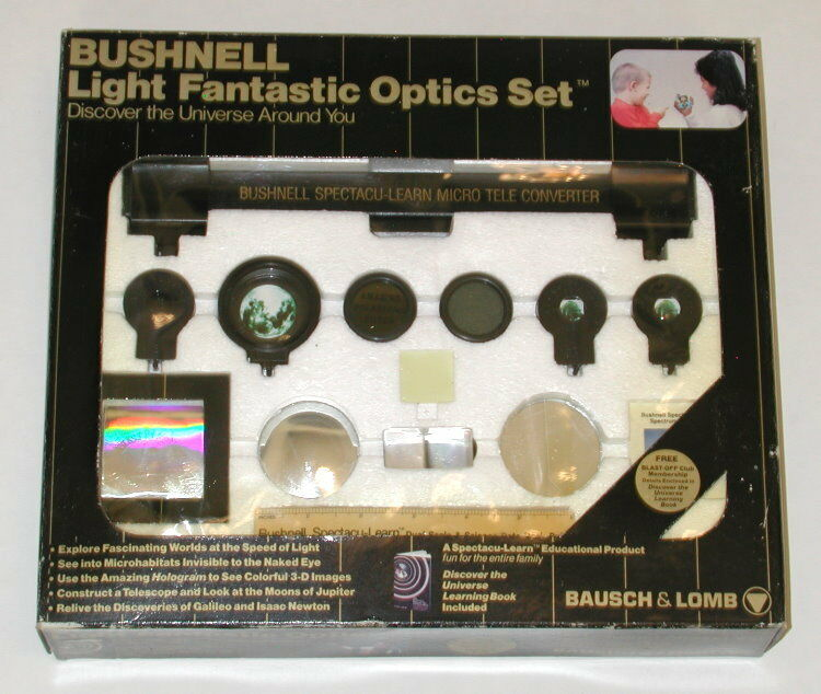 Bushnell Light Fantastic Optics Set Complete