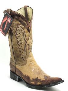 160 Cowboystiefel Westernstiefel Texas Boots Catalan Style Fashion Rudel 38