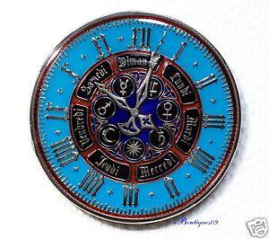 Strasburg-Astronomical-Clock-Nickel-Finish-New-Unactivated-Geocoin