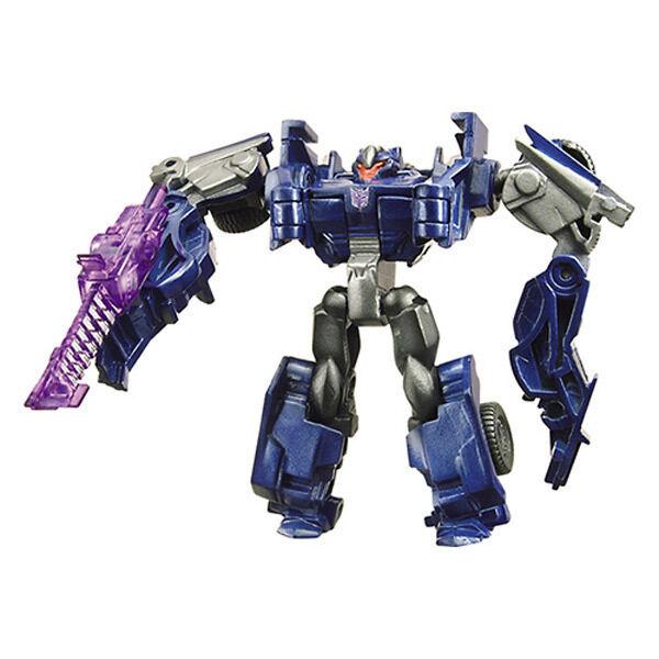Transformers Takara Prime Animated EZ Metallic Finish EZ-14 War Breakdown MISB