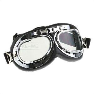 Steampunk-Goggles-Eyewear-Pilot-Grey-Lenses