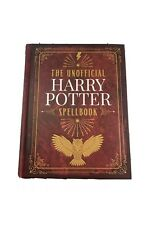 The Unofficial Harry Potter Spell Book - Special Edition (2019, Hardcover)