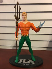 DC DIRECT JUSTICE LEAGUE AQUAMAN (water hand) Loose complete