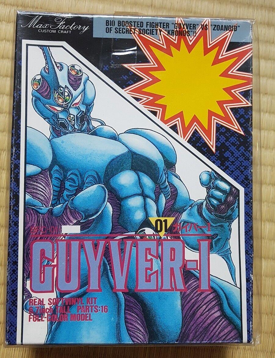 Guyver 1 12 prepaint ORIGINAL max factory kit new