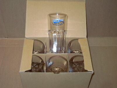 Nr 54032 6 Stück Arc Top Bols Inside Glas 6xglas 0,2l Longdrinkgläser Art