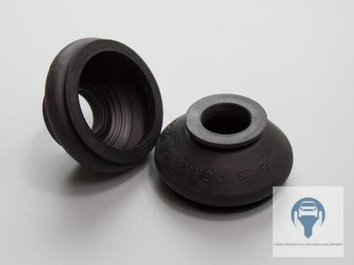2x Soufflet Anti-poussière Roulement pour Moyeux Rotule de Direction 16x35x22 mm
