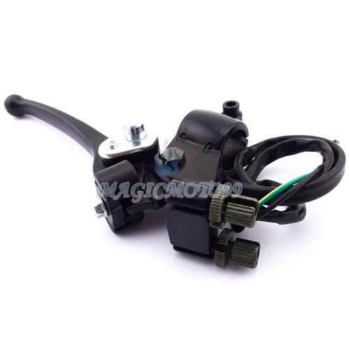 Dual Double Brake Lever For 49 50 70 90 110 cc ATV Quad Taotao Sunl Motor Bike