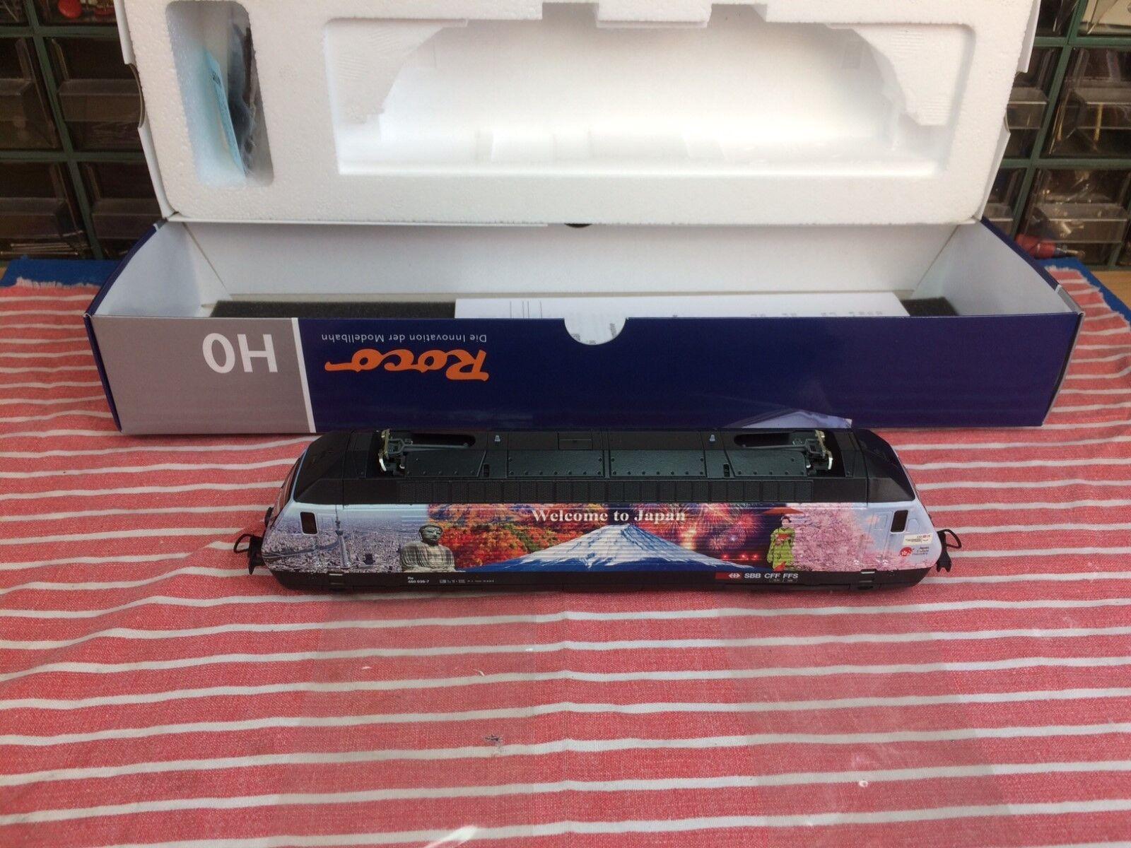 ROCO 73271 - E Lok 460 036, SBB digital Sound D C