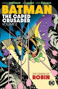 Batman-TPB-The-Caped-Crusader-Volume-2-Softcover-Graphic-Novel
