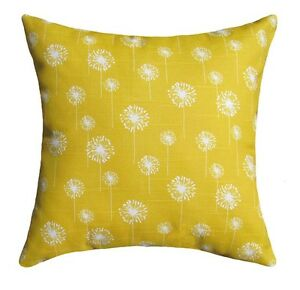Premier Prints Small Dandelion Corn Yellow Decorative Throw Pillow eBay