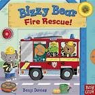 Bizzy Bear: Fire Rescue! by Nosy Crow (Board book, 2013)