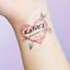 Custom-Bachelorette-Party-Tattoos-Hen-039-s-Night-Temporary-Tattoos-Team-Bride thumbnail 29