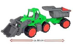 Fabricant-de-big-Bobby-Voiture-puissance-Travailleur-Tracteur-Trekker-Neuf-56838