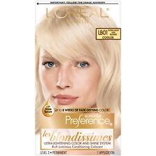 Item 3 Loreal Paris Superior Preference Permanent Hair Color