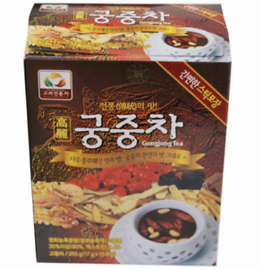 Korea Traditional Oriental Ssangwha Black Herb Gungjung Tonic Tea 15PCS 8.99OZ