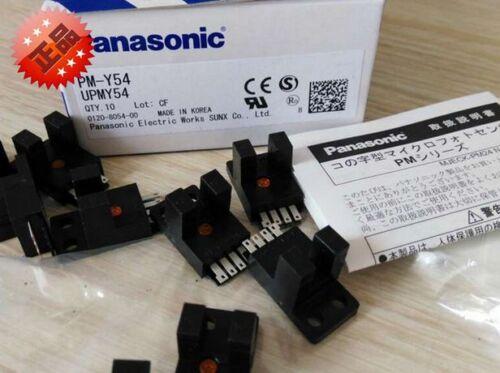 PM-Y54 PM Y54 10PC NEW Panasonic SUNX Photoelectric Sensor free shipping