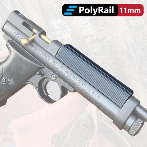 PolyRail 11mm Pro Rail Bloc pour Crosman 2240 pistolet