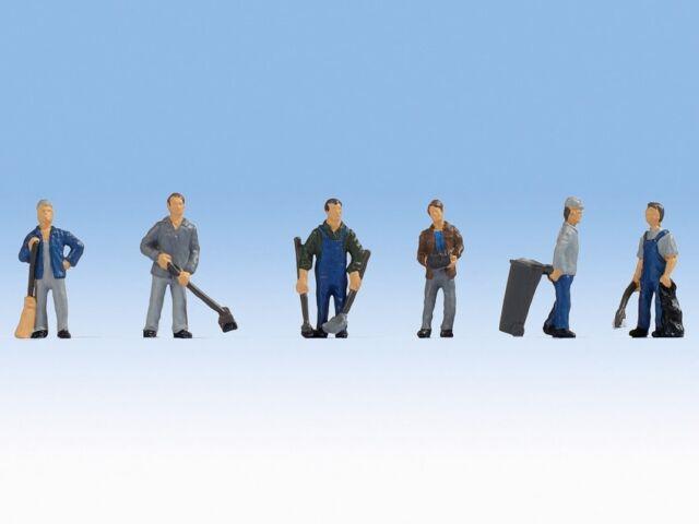 HO Scale people - 15116 - Caretakers