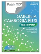 Patchmd Garcinia Cambogia 1500mg Plus Patch 30 Count For Sale Online Ebay