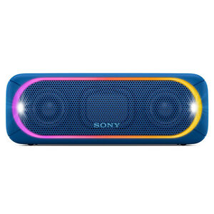 SONY SRS-XB30 BLUETOOTH SPEAKER+NFC+AUX+LIGHTING+EXTRA BASS+PARTY CHAIN+3 DEVICE