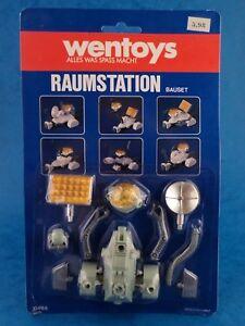 Unused-Vintage-Space-Toy-SPACESTATION-Wentoys-MOC-Wenco-Unopened