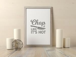 Fun Prints Pictures For Kitchen / Kitchen Wall Art / Grey Prints for ...