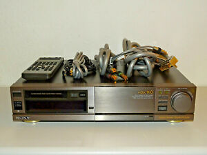 Sony EV-S1000 High-End Hi8 Videorecorder, inkl. FB & Kabeln, 2J. Garantie