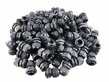 100-900 50 PACK HEYCO PG11® Black Nylon Strain Relief