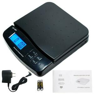 66LB-x-0-1oz-Digital-Postal-Shipping-Scale-Weight-Postage-Counting-30kg-Adapter
