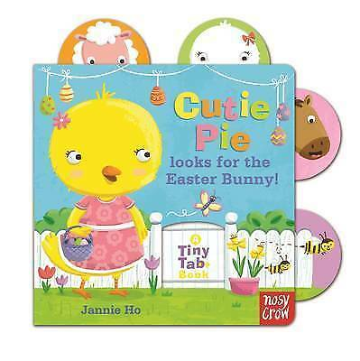 1 of 1 - Tiny Tabs: Cutie Pie Looks for the Easter Bunny, Ho, Jannie   Board book Book  